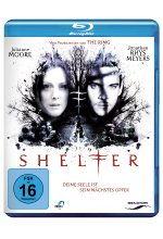 Shelter Blu-ray-Cover