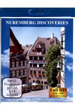 Nuremberg Discoveries Blu-ray-Cover