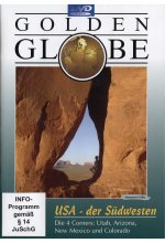 USA - Der Südwesten - Golden Globe DVD-Cover