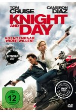 Knight and Day - Extended Cut DVD-Cover