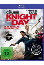 Knight and Day - Extended Cut Blu-ray-Cover