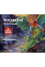 Drachenthal 1 - Die Entdeckung Cover