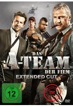 Das A-Team - Der Film - Extended Cut DVD-Cover