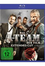 Das A-Team - Der Film - Extended Cut Blu-ray-Cover