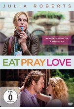 Eat, Pray, Love  [DC] DVD-Cover