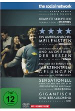 The Social Network DVD-Cover