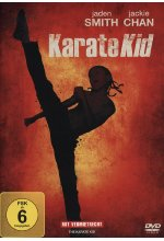 Karate Kid  (2010) DVD-Cover