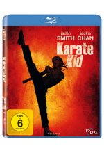 Karate Kid  (2010) Blu-ray-Cover