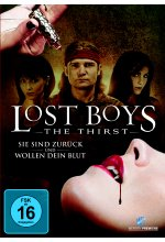 The Lost Boys 3 - The Thirst DVD-Cover