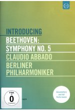 Introducing Beethoven: Symphony No. 5 - Claudia Abbado/Berliner Philharmoniker DVD-Cover