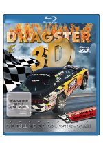 Dragster 3D Blu-ray 3D-Cover