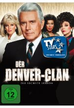 Der Denver-Clan - Season 6  [8 DVDs] DVD-Cover