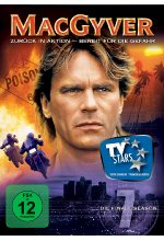 MacGyver - Season 7  [4 DVDs] DVD-Cover
