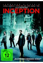 Inception DVD-Cover