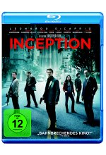 Inception Blu-ray-Cover
