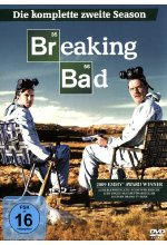 Breaking Bad - Season 2  [4 DVDs] DVD-Cover