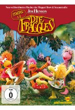 Die Fraggles - Staffel 1.2  [2 DVDs] DVD-Cover