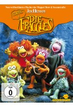 Die Fraggles - Staffel 2  [3 DVDs] DVD-Cover
