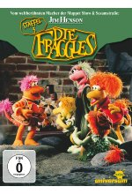 Die Fraggles - Staffel 3  [3 DVDs] DVD-Cover