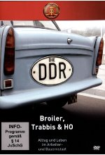 Die DDR - Broiler, Trabbis & HO DVD-Cover