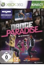 Dance Paradise (Kinect) Cover