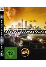 Need for Speed Undercover [SWP] Cover