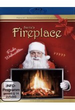Santa's Fireplace Blu-ray-Cover