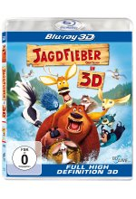 Jagdfieber Blu-ray 3D-Cover