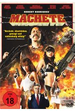 Machete DVD-Cover