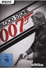 James Bond 007 - Blood Stone Cover