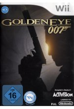 Goldeneye 007 Cover