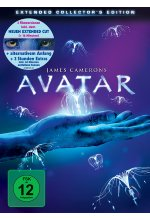 Avatar - Extended Edition  [CE] [3 DVDs] DVD-Cover