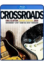 Eric Clapton - Crossroads Guitar Festival 2010  [2 BRs] Blu-ray-Cover