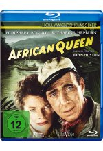 African Queen Blu-ray-Cover