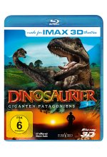 IMAX: Dinosaurier 3D - Giganten Patagoniens Blu-ray 3D-Cover