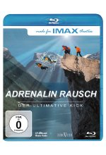 IMAX: Adrenalin Rausch - Der ultimative Kick Blu-ray-Cover
