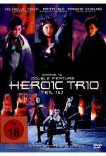 Heroic Trio Teil 1&2 - Double Feature - Ungeschnittene Fassung DVD-Cover