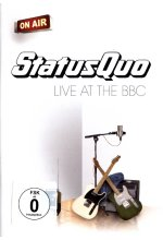 Status Quo - Live at the BBC DVD-Cover