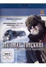 Ice Road Truckers - Staffel 2  [3 BRs] Blu-ray-Cover