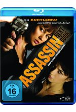 The Assassin Next Door Blu-ray-Cover
