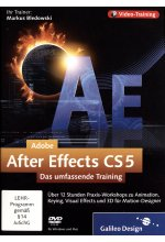 Adobe After Effects CS5 (PC+MAC) Cover