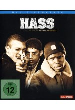 Hass - La Haine - Blu Cinemathek Blu-ray-Cover