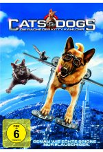 Cats & Dogs - Die Rache der Kitty Kahlohr DVD-Cover