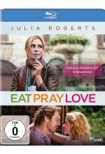 Eat, Pray, Love  [DC] Blu-ray-Cover