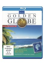 Mauritius & Reunion - Golden Globe Blu-ray-Cover