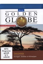 Tansania - Golden Globe Blu-ray-Cover