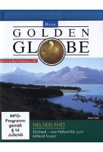 Neuseeland - Südinsel - Golden Globe Blu-ray-Cover