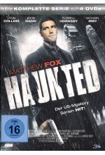 Haunted - Die komplette Serie  [4 DVDs] DVD-Cover