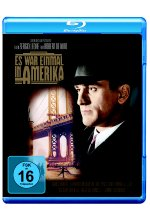 Es war einmal in Amerika Blu-ray-Cover