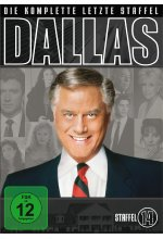 Dallas - Staffel 14  [5 DVDs] DVD-Cover